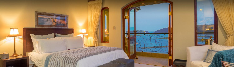 Rooms, Facilities, Knysna Accommodation Villa Paradisa