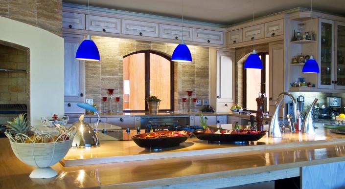 Knysna Accommodation Villa Paradisa Facilities